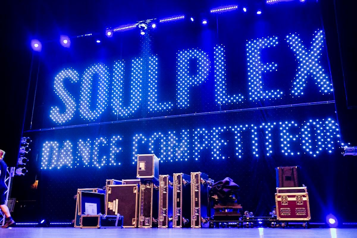 Soulplex - blacklight Hannover