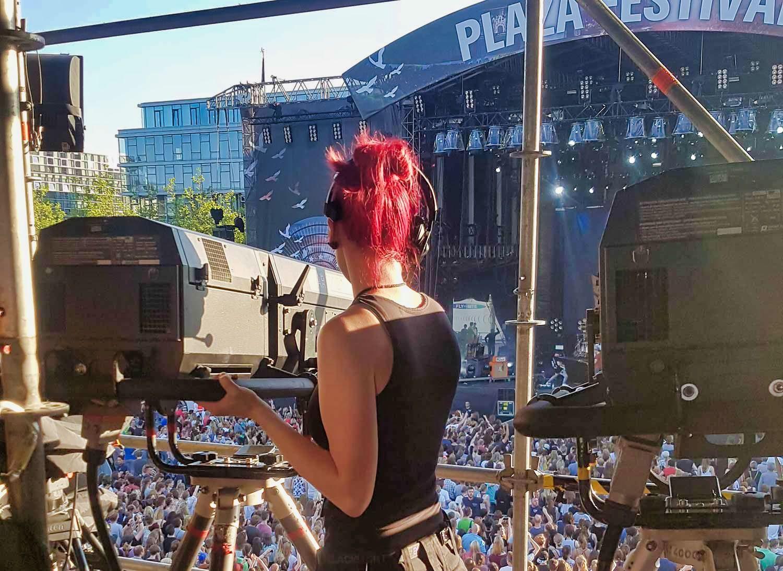 Plazafestival - Blacklight Hannover