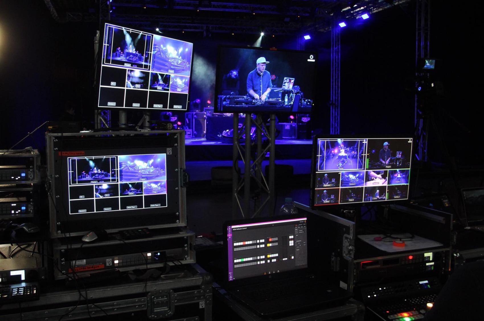 Livestream-technik Hannover