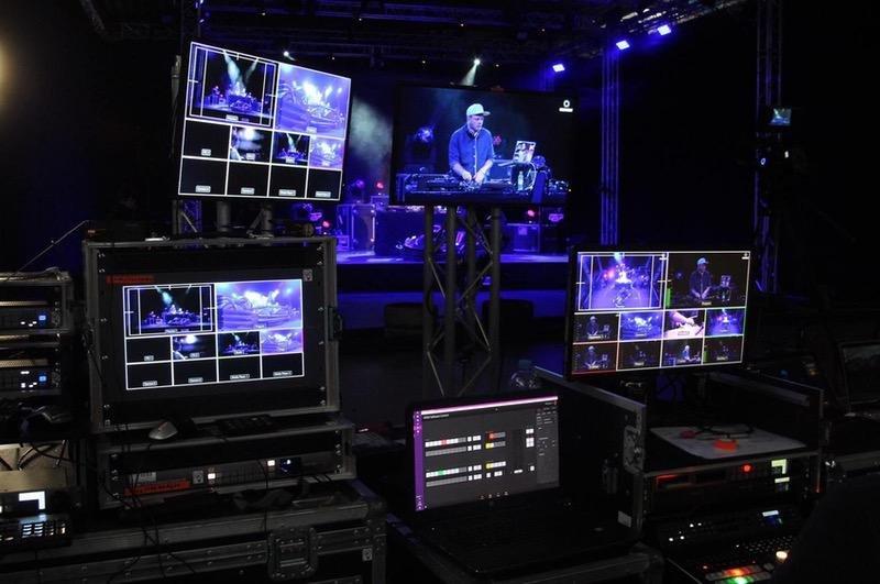 Technik für Events und Veranstaltungen - blacklight Hannover